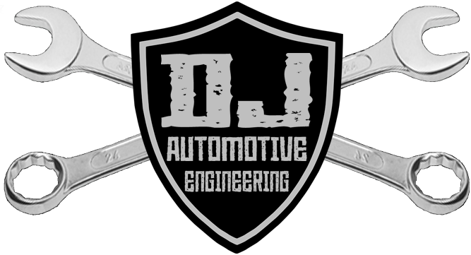dj engineering logo section